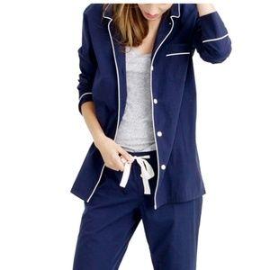 J. Crew Vintage Cotton Pajamas